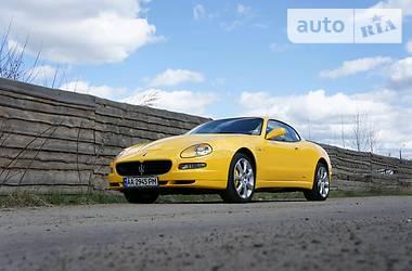Maserati Coupe combiocorsa 2006
