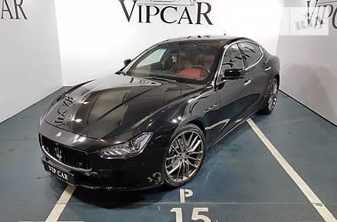 Maserati Ghibli Full 2014