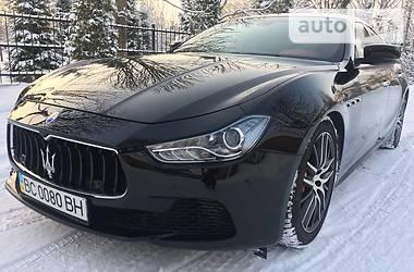 Maserati Ghibli SQ4 2014
