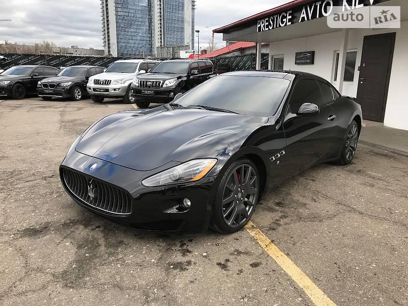 Maserati GranTurismo 2012 года