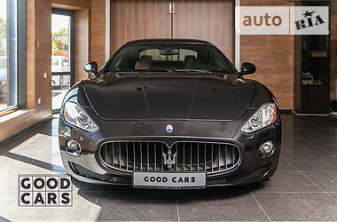 Maserati GranTurismo V8 405 hp 2007 2008