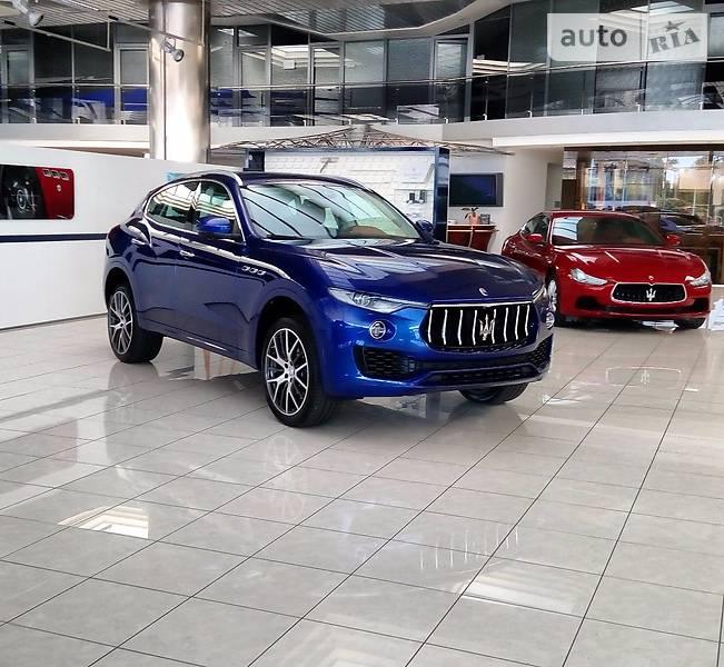 Maserati Levante 2016 года