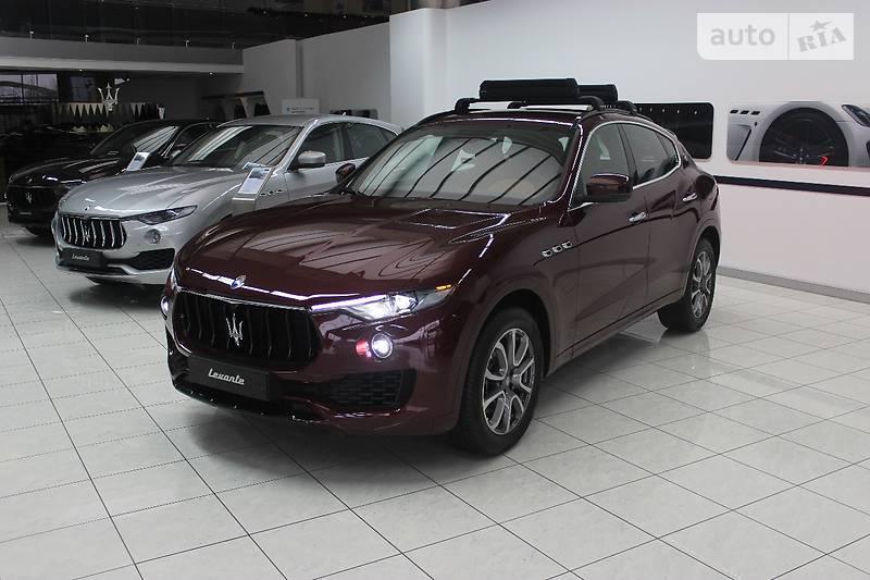 Maserati Levante 2017 года