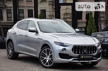 Maserati Levante SQ4 Premium 2017