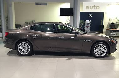 Maserati Quattroporte Q4 2013