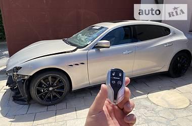 Maserati Quattroporte q4 2014