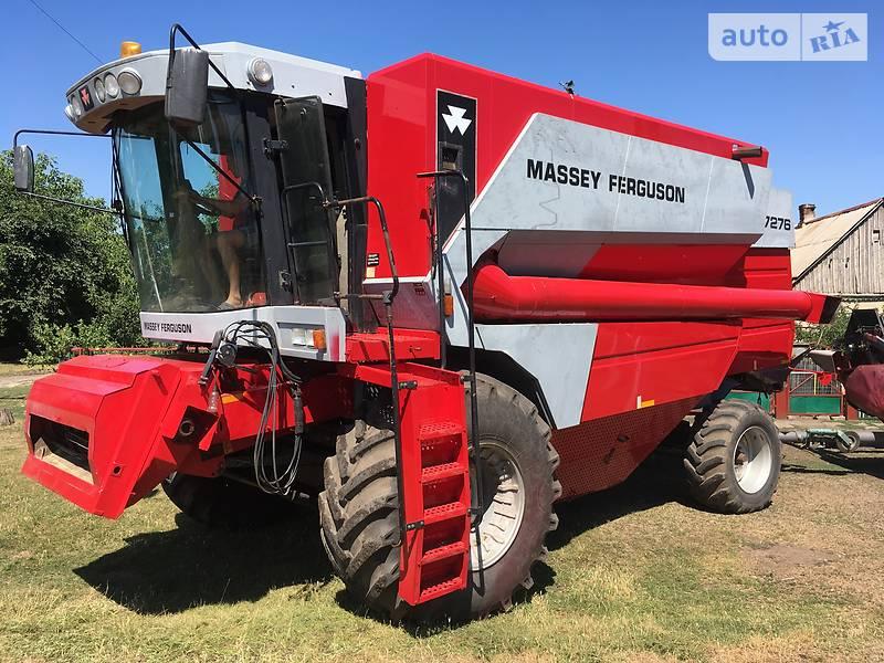 Massey Ferguson 7276