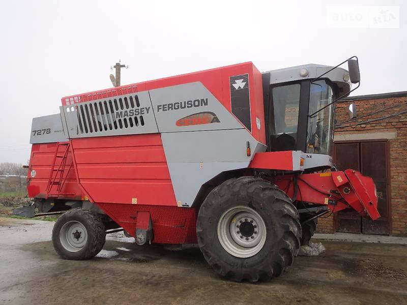 Massey Ferguson 7278