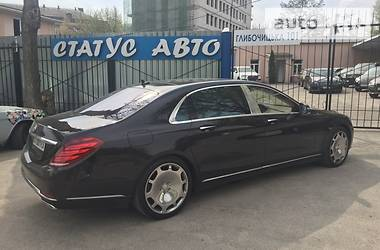 Maybach S500 4-matic 2016