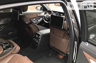 Maybach S500 4matic 2015