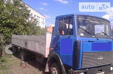 МАЗ 4370  2003