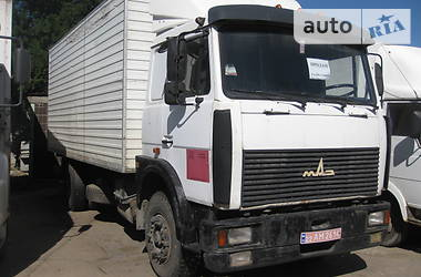 МАЗ 533603 изотерм 2004