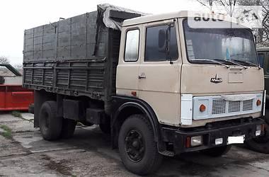 МАЗ 53371 приц ГКБ-819 самосв 1991