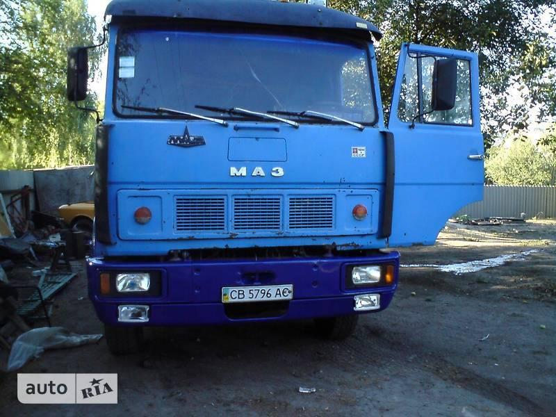 МАЗ (MAZ) 54322 (54322) 1988