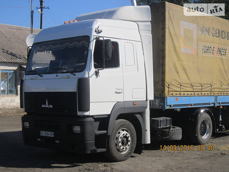 МАЗ 544008