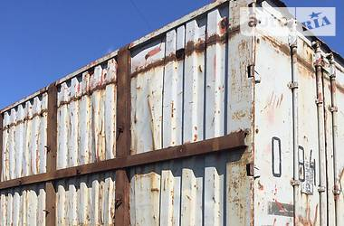 МАЗ 93892 контейнеровоз 1995