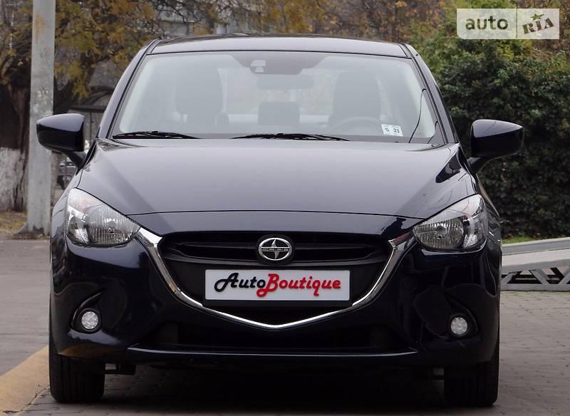 Mazda 2 2016 года