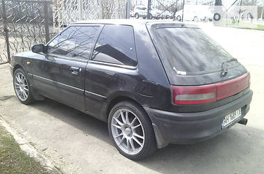 Mazda 323 bg 1993