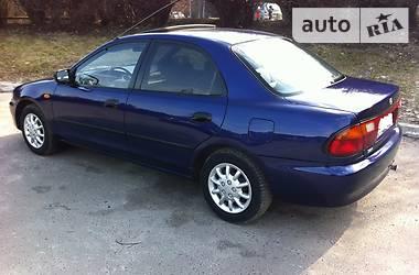 Mazda 323 1.8 РІДНА ФАРБА 1996