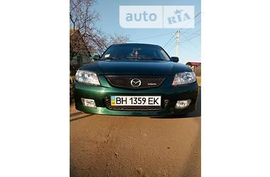 Mazda 323 2.0 Sportive 2001