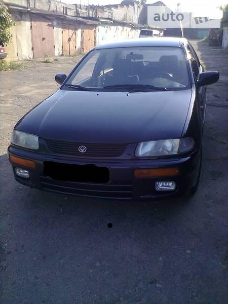 Mazda 323 1997 года