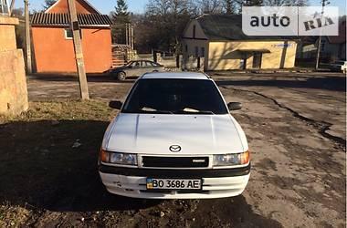 Mazda 323 bg 1991