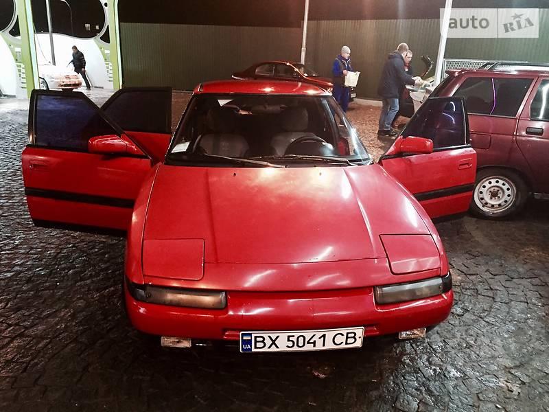 Mazda 323 1991 года
