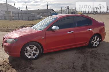 Mazda 3 sport 2005