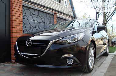 Mazda 3 TOURING+ 2015