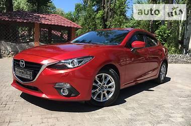 Mazda 3 1.5 AT 2015