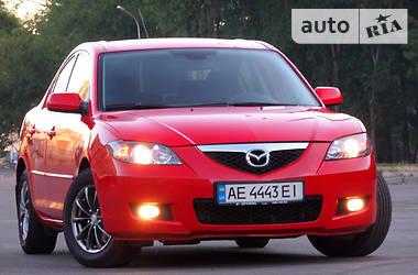 Mazda 3 1.6i Red 2008