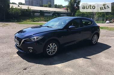 Mazda 3 Exclusive 2015