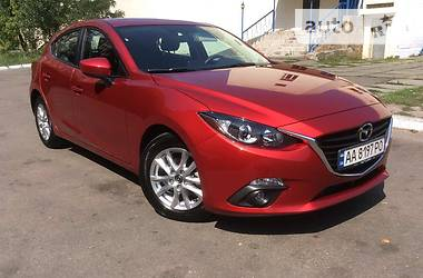 Mazda 3 2.0i GRAND TOURING  2015