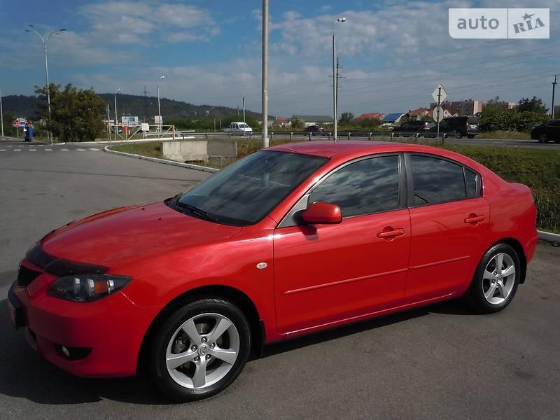 Mazda 3 2006 года