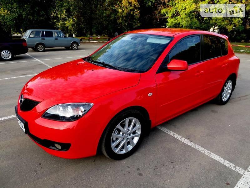 Mazda 3 2009 года