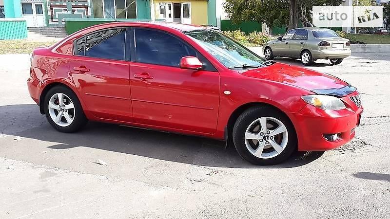 Mazda 3 2005 року