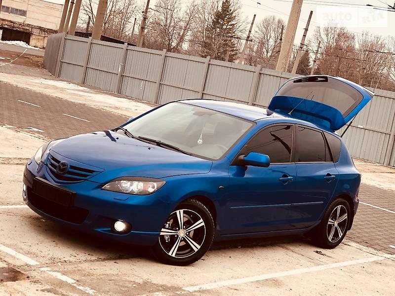Mazda 3 2008 року