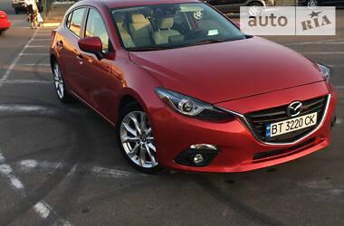 Mazda 3 GT 2.5 2015