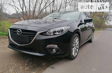Mazda 3  SKYACTIV TECHNOLOGY 2014