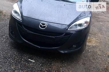 Mazda 5 CW 2013