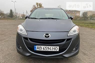 Mazda 5 Sport 2012