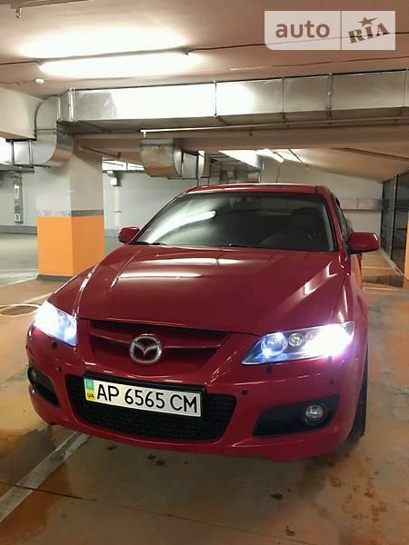 Mazda 6 MPS 2006 року