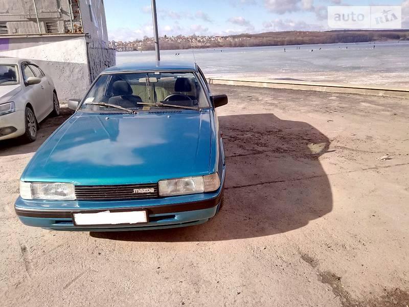 Mazda 626 1985 года