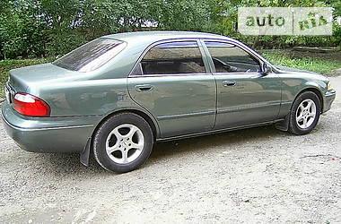 Mazda 626 USA 1999