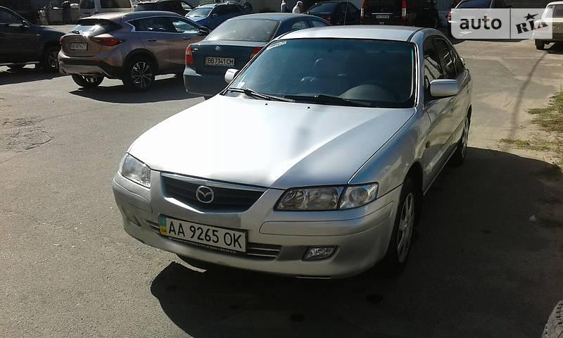 Mazda 626 2000 года