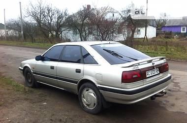Mazda 626 4ws 1991