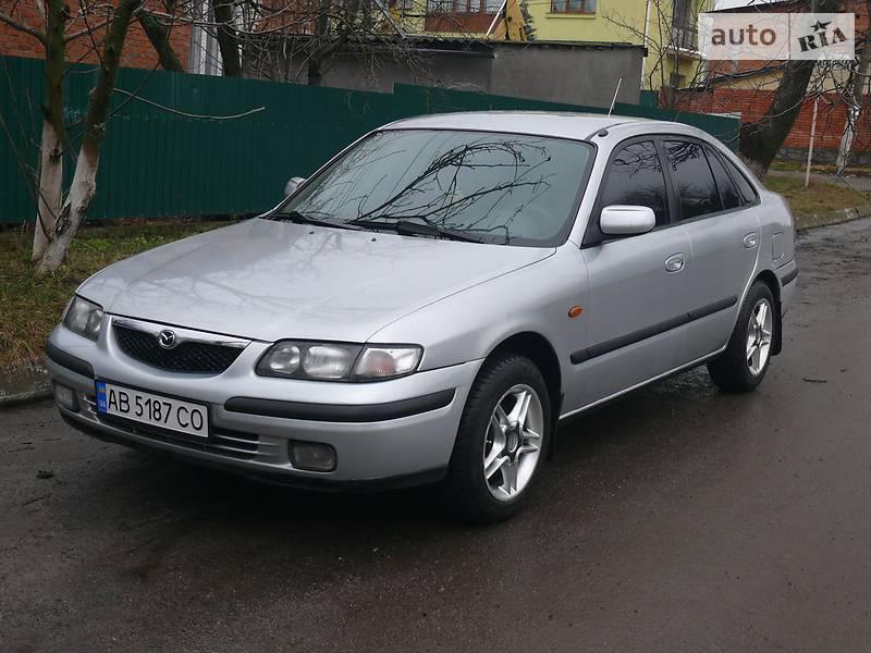 Mazda 626 1998 года