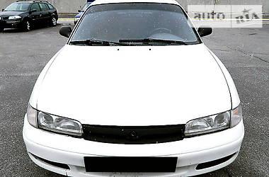 Mazda 626 2.0 МКПП 1992