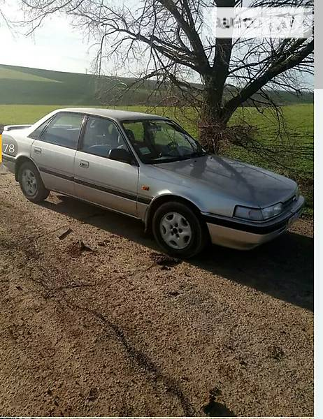 Mazda 626 1991 года