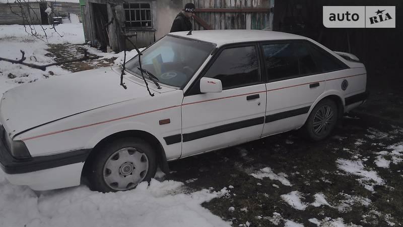 Mazda 626 1989 года